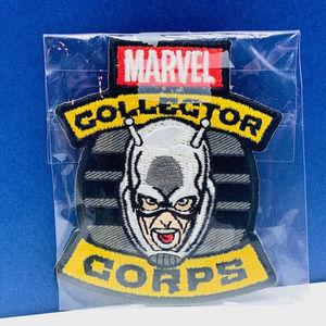 Antman collectors patch ant man avengers funko pop